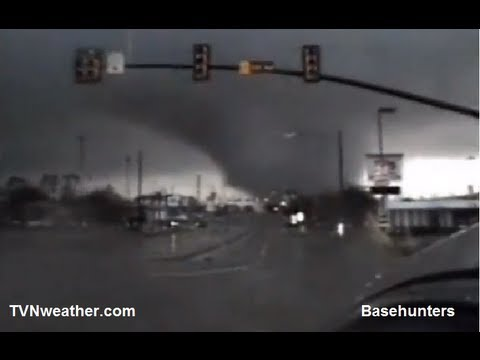 DAMAGING Hattiesburg, MS Tornado February 10, 2013!
