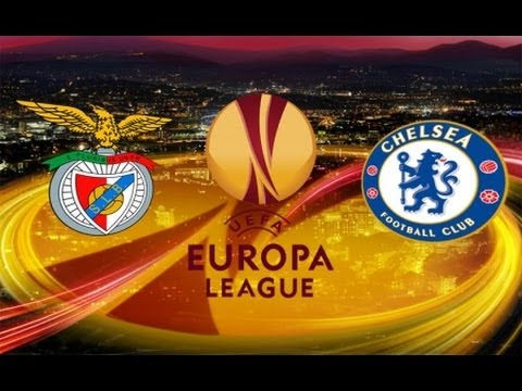 Benfica V Chelsea - Europa League Final 15/05/13 (Predictor Highlights)