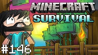 Minecraft : Survival - Part 146 - Remembering The Hero