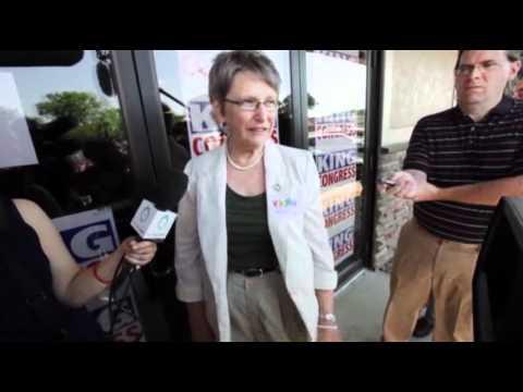 Nuns Start Bus Tour Protesting GOP Budget Plan