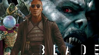 Blade Vs Morbius and Recruiting the Sinister Six