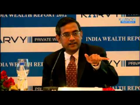India Wealth Report 2012 Launch