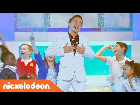 "Jake Performs ""Timber"" by Pitbull ft. Ke$ha | Lip Sync Battle Shorties | Nick"