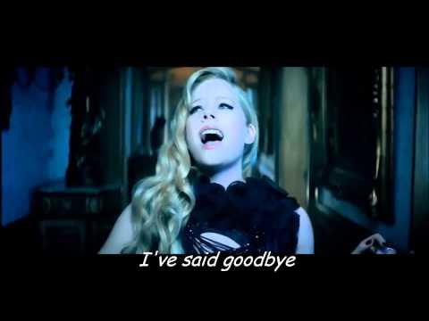 Avril Lavigne - Let me go [Lyrics]