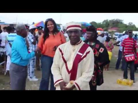 Nana Bonsam Kwaku in Jamaica for Fesitival