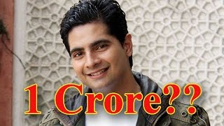 OMG!! Karan Mehra Getting Paid 1 Crore For Bigg Boss 10?
