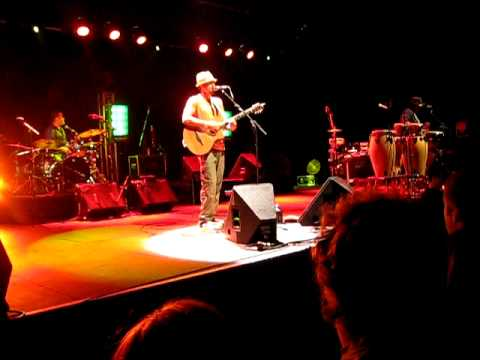 Jason Mraz - Remedy (live in Freiburg 7th July 2009)
