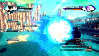 Dragon Ball Z Xenoverse PC AMD A4 4000 Radeon HD 7480D