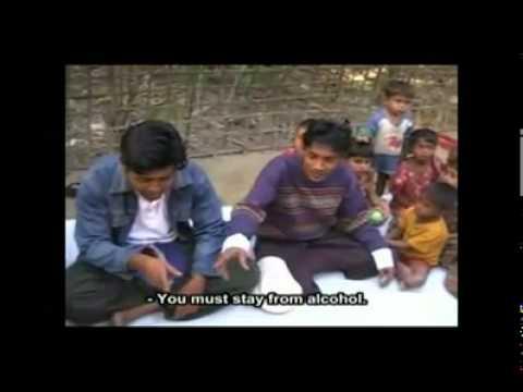 Cultural life  of Rohingya in Arakan State Burma  part 10/10