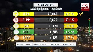 Polling Division - Vavuniya