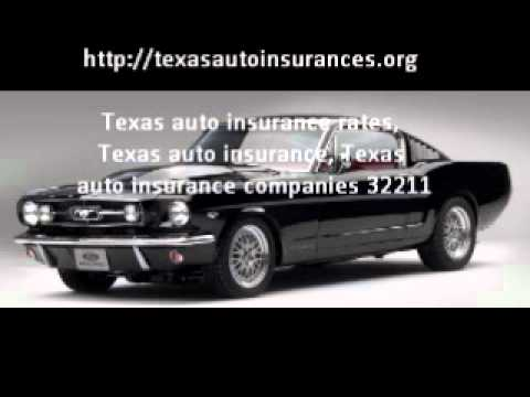 Texas auto insurance rates, Texas auto insurance, Texas auto insurance companies 32211.wmv