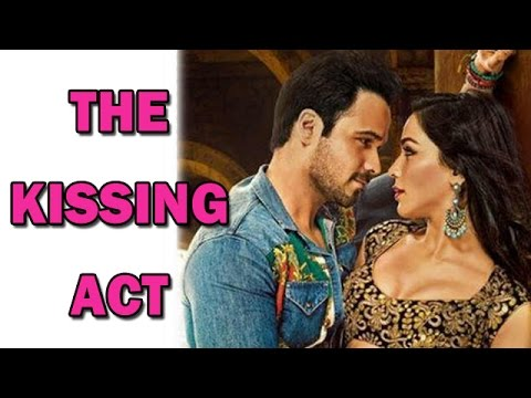 Emraan Hashmi talks about his Kissing Scene in Raja Natwarlal...