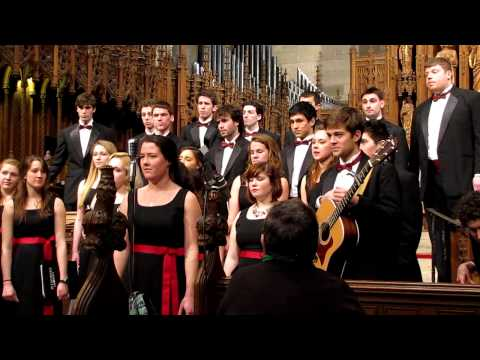 Diamonds on the Souls of Her Shoes by the Laurentian Singers of St. Lawrence University