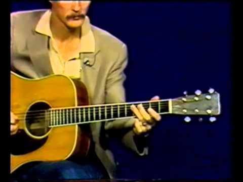 Tony Rice - Gold Rush