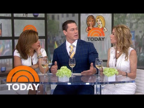 John Cena On His Split From Nikki Bella: 'I Had My Heart Broken Out Of Nowhere' | TODAY
