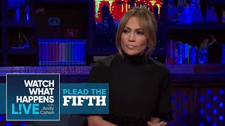 Jennifer Lopez On Her Feud With Mariah Carey | #FBF | Plead The Fifth | WWHL