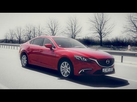 Игорь Унгуряну: «Соотношение цены и качества на Mazda 6 идеальное»