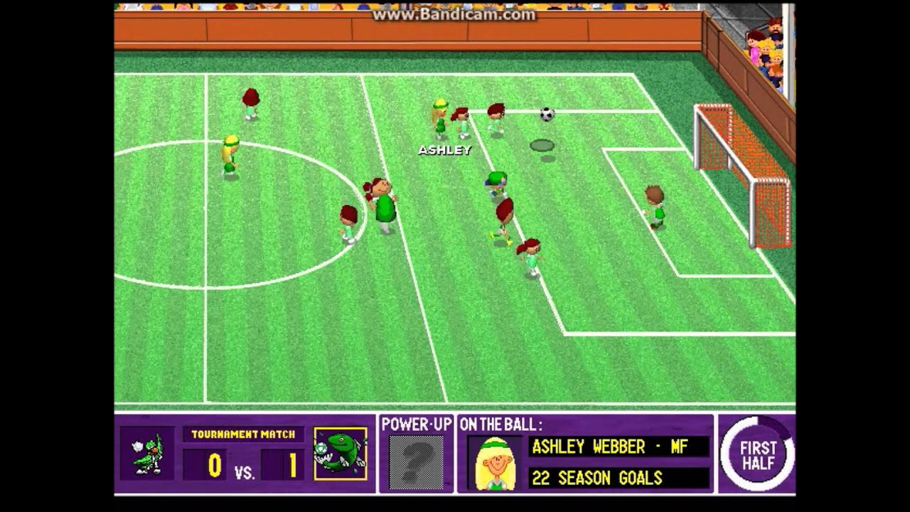 backyard soccer league pc tournament game 56 57 pot o 39 mishaps