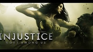 Injustice Gods Among Us My Review