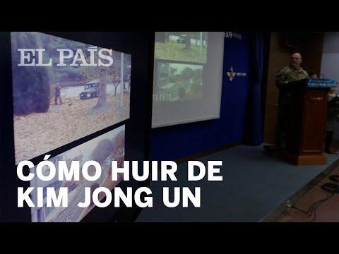 Así se fugó de Corea del Norte el militar desertor del régimen de Kim Jong Un | Internacional