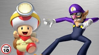 Top 10 Most Requested Super Smash Bros. Ultimate Characters