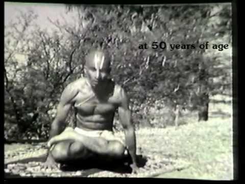 T. Krishnamacharya the Father of Modern Yoga advise