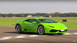 StigCam: Lamborghini Huracan Power Lap – Series 22, Episode 1 – Top Gear
