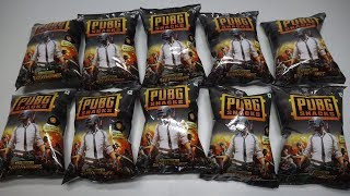 10  PUBG  PlayerUnknown's  Battlegrounds  Snack with Free Gift Inside