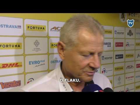 FNL: rozhovor s Vlastimilem Petrželou po utkání s Varnsdorfem (1:0)