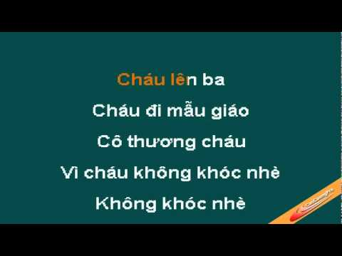 Chau Di Mau Giao Karaoke - Xuan Mai - Caocuongpro video