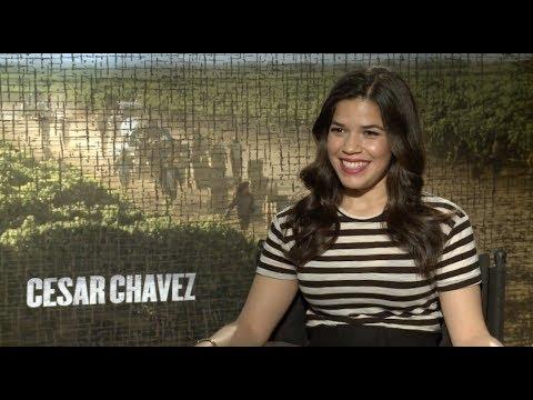 America Ferrera Interview - Cesar Chavez