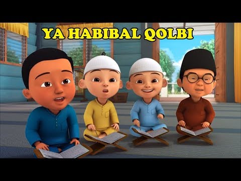YA HABIBAL QOLBI Cover Parody Upin ipin Lagu Anak anak Islami