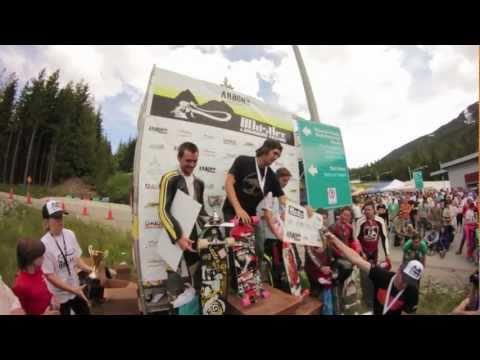 Longboarding Races, Whistler Longboard Festival 2011