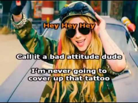 Avril Lavigne   Rock N Roll