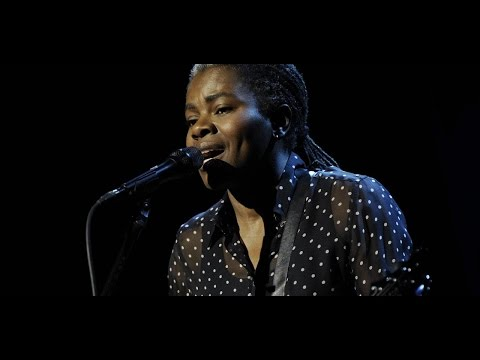 Tracy Chapman - Stand by Me (Live on Letterman 2015)