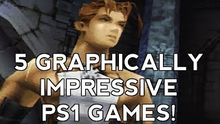 5 graphically impressive PS1 games feat The Golden Bolt - minimme
