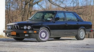 download lagu Bmw E28 M5 Review - The Legend 1988 Model gratis