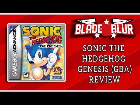 Sonic the Hedgehog Genesis (GBA) - BladeBlur