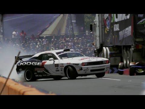 New Zealand Drift Racing - Red Bull Drift Shifters 2012