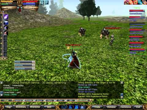 Knight Online - Forever myko ! Exp & Fun !!!