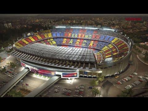 PES 2017 | FC Barcelona Trailer | PS4