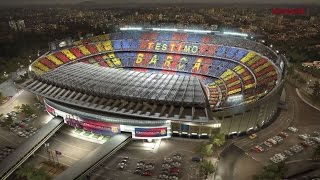 PES 2017 | FC Barcelona Trailer | PS4
