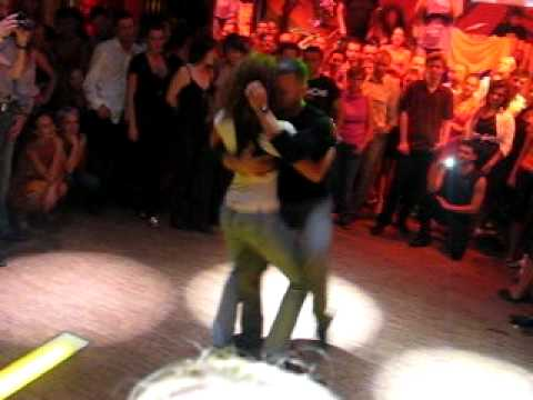 Bachata by Tanja (La Alemana) and Jorge (Ataca), Bachaturo Festival, Warsaw ©
