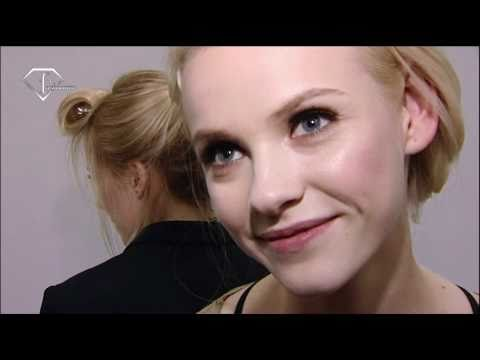 fashiontv | FTV.com - GINTA LAPINA MODEL TALKS F/ W 10-11
