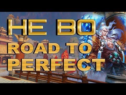 SMITE! He Bo, El momento ha llegado...! Road to Perfect #1