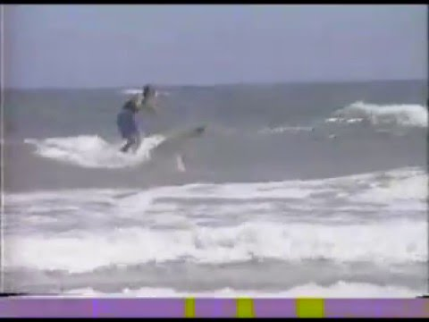 The 1990 NKF Pro Longboard Finals