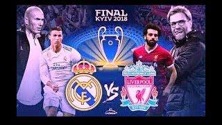 Real Madrid Vs Liverpool Champions League Final Promo 2018