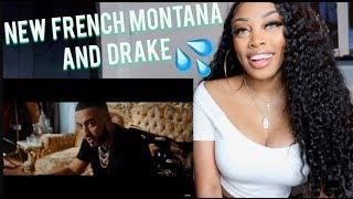 Reacting To French Montana No Stylist Ft Drake Audio Ashley Deshaun