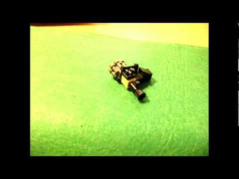 Comment faire une minigun en lego how to make do - Comment faire une ville lego city ...