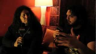TESTAMENT - New Video Interview With CHUCK BILLY